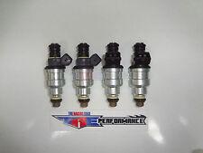 TRE 550cc/min Fuel Injectors Lancia Delta Integrale HF 4WD Turbo 50lb 52lb/hr 4