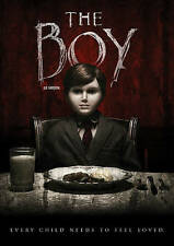 The Boy (DVD, 2016, Canadian)