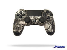 PS4 Custom Wireless Controller (Joker)