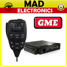 GME XRS CONNECT XRS-370C COMPACT 5WATT 80 CHANNEL BLUETOOTH UHF/CB RADIO IOS