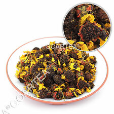 100g Premium Organic Coreopsis tinctoria Snow Chrysanthemum Flower Herbal Tea