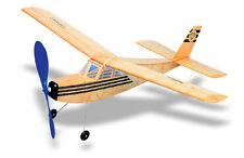 Topaz: West Wings BALSA legno Modello Elastico Powered SPORT piano KIT WW23