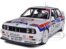 "BMW M3 (E30) DTM 1992 ""FINA"" C.CECOTTO #7 1/18 DIECAST CAR MODEL AUTOART 89246"