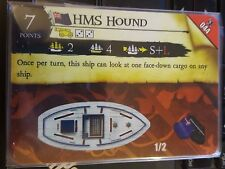Pirates of the Caribbean #044 HMS Hound Pocketmodel CSG
