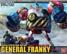 Used Bandai Soul of Chogokin One Piece General Franky GX-63