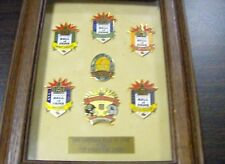 PRO FOOTBALL HALL OF FAME 1995 COLLECTOR PINS #'D 051 -  USED