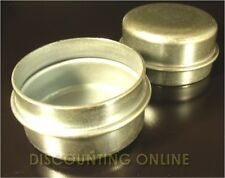 NEW 2 PACK CASTER WHEEL GREASE CAPS FITS EXMARK 1-543513 LAZER Z HP TURF TRACER