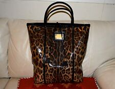 AUTHENTIC, CLASSIC,  STYLISH DOLCE AND GABBANA LARGE SHOPPER/SHOULDER/HAND BAG