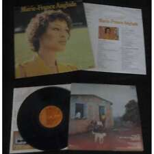 MARIE FRANCE ANGLADE - Same LP French Folk Soul With Insert