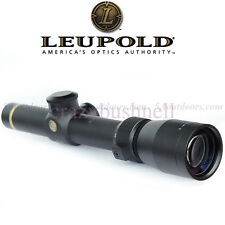 Leupold VX-III Rifle Scope 1.5-5x 20 Reticle Mil Dot Lndes Match Lens System New