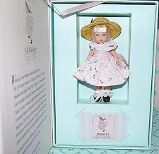 "MADAME ALEXANDER ""LITTLE MISS MADC "" ~ 2005~ CLUB DOLL~ MIB"