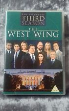 DVD - THE WEST WING: THE COMPLETE THIRD SEASON