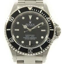 Authentic ROLEX 14060M Submariner Non Date SS Automatic  #260-001-742-7494