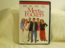 Meet the Fockers (DVD, 2005, Full Frame) Movie PG-13 Comedy Ben Stiller