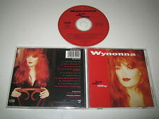 WYNONNA/TELL ME WHY(CURB/CUR 7500-2)CD ALBUM
