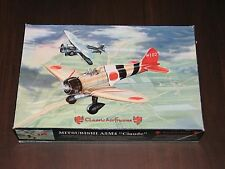 Classic Airframes 1/48 Mitsubishi A5M4 Claude Type 96 Fighter