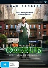 The Cobbler (Adam Sandler) DVD R4 Brand New