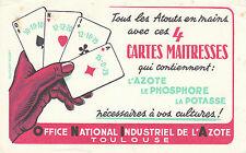 Buvard Vintage  Office National Industriel de l'Azote Toulouse