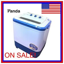Panda Portable Small Compact  Washing Machine Washer Spinner 7lbs PAN30