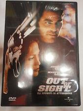 OUT OF SIGHT -FILM IN DVD -ORIGINALE -visita il negozio ebay COMPRO FUMETTI SHOP
