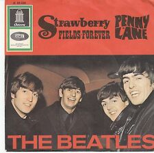 7 45 The Beatles - Penny Lane RARE Single Top-Zustand