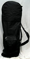 Golf Wheeled Flight Bag/Travel Cover with wheels for Stand or Cart bag - holiday