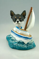 SAIL BOAT CHIHUAHUA SEE INTERCHANGABLE BODIES & BREEDS @ EBAY STORE