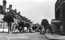 Hale End Road Highams Park Regal Cinema Nr Woodford unused deckle edge RP old pc