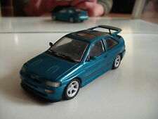 Minichamps Ford Escort RS Cosworth in Green on 1:43