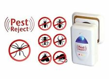 PEST REJECT ANTI NUISIBLE FORCE PLUS REPULSIF ARAIGNEES INSECTES SOURIES RATS