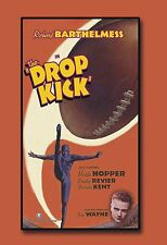 The Drop Kick (1927) Richard Barthelmess, John Wayne DVD (Silent Classic)