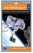 Chocolate Ice Cream With Chocolate Chips NASA Astronaut Space Food