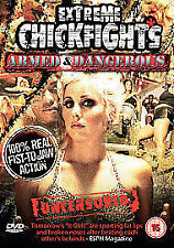 EXTREME CHICK FIGHTS - ARMED AND DANGEROUS NEW DVD