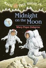 Midnight on the Moon Magic Tree House, No. 8 - Osborne, Mary Pope - Paperback