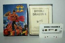 DOUBLE DRAGON II THE REVENGE GIOCO USATO COMMODORE 64 EDIZIONE EUROPEA DM1 41318