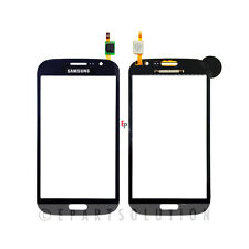 Samsung Galaxy Grand Neo i9060 Front Glass Outer Lens Touch Screen Blue USA