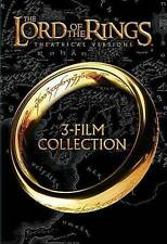 Lord of the Rings: The Motion Picture Trilogy, New DVDs