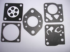 CARBURETTOR DIAPHRAGM KIT SUITS TILLOTSON DG-2HU DG 1HU DG-1HU FLYMO XL400 L300