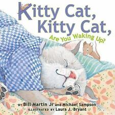 Kitty Cat, Kitty Cat, Are You Waking Up?-ExLibrary