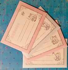 Alice In Wonderland, Cinderella, Kawaii Letter Set