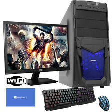 Ultra Rápida, procesadores de escritorio Pc para juegos de ordenador Bundle 4.2 ghz 8gb 1tb windows10