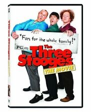 The Three Stooges: The Movie Movie DVD Factory Sealed New Free Shipping