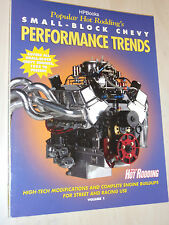 Popular Hot Rodding's Small-Block Chevy Performance Trends Mods Manual 1955-1999