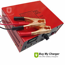 Intelligent 12V/24V Volt 22Amp 200ah Vehicles Lead Acid Battery Charger