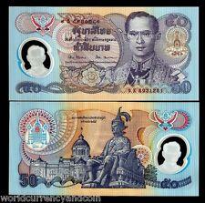 THAILAND 50 BAHT P99 1996 BUNDLE LOT POLYMER COMMEMORATIVE UNC KING NOTE 100 PCS
