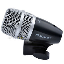 SG33 Professional Instrument Drum Moving Coil Dynamic Microphone Exceed Cardioid