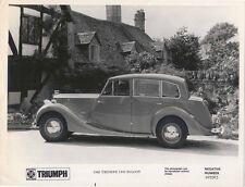 Triumph Renown Press Photograph No. 229563