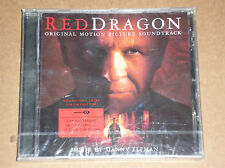 DANNY ELFMAN - RED DRAGON: ORIGINAL SOUNDTRACK - CD SIGILLATO (SEALED)