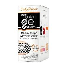 Sally Hansen Salon Insta Gel Strips Shade Color Bonus Check Code 440 SEXY NAILS