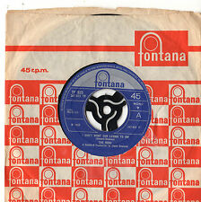 "The Herd - I Don't Want Our Loving To Die 7"" Single 1968"